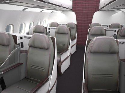 Qatar A319 2