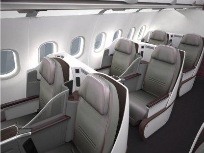 Qatar A319