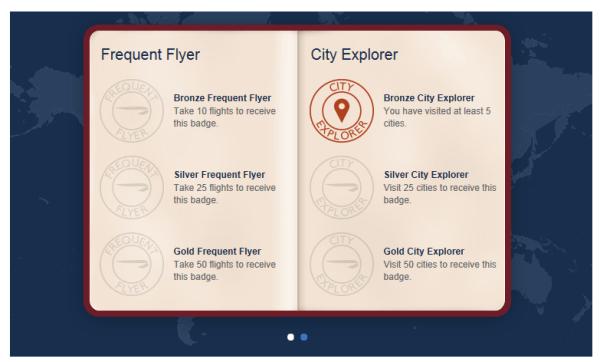My FLightpath Badges 2