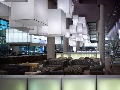 VIP lounge O2