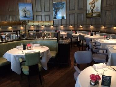 Langham London Roux Landau restaurant