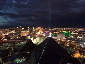 Four Seasons Las Vegas view review