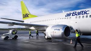 airBaltic Gatwick