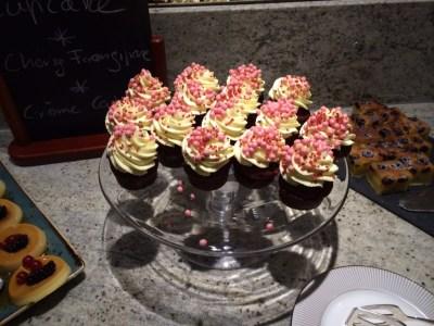 Conrad London St James cakes