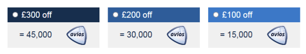Part Pay With Avios