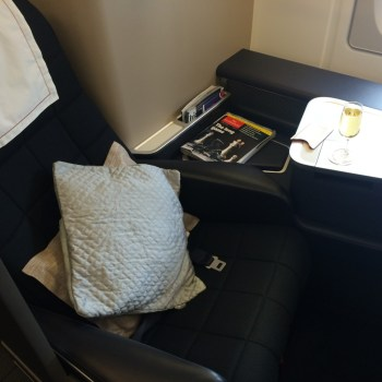 British Airways A380 First Class seat