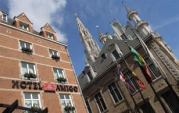 Hotel Amigo Brussels review exterior