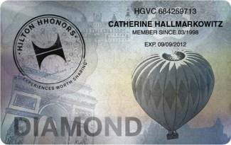 Hilton Diamond 350