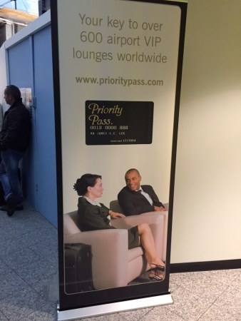 Stansted Escape airport lounge 9