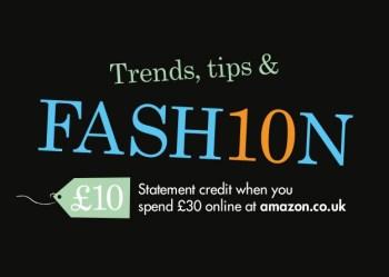 Amazon 10 credit