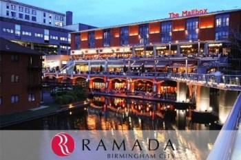 Ramada Birmingham Mailbox