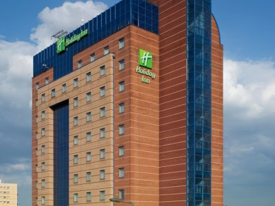 Holiday Inn Brent Cross review