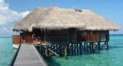 Conrad Maldives Retreat Water Villa