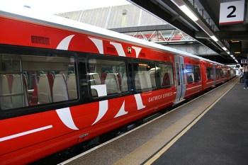 Gatwick Express new trains