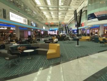 Dubai Concourse D