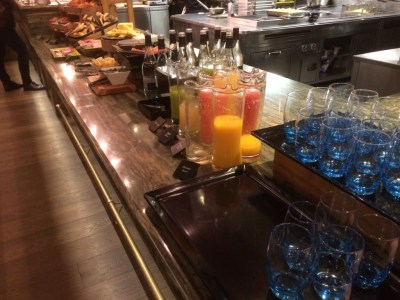 May Fair Hotel London review breakfast