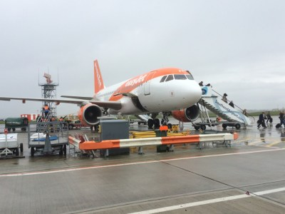 Southend Airport review