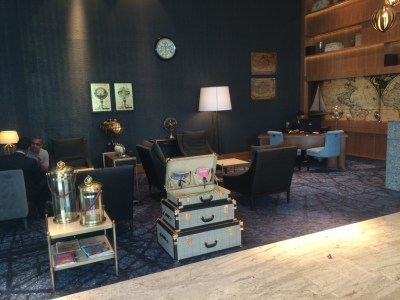 InterContinental London O2 review concierge