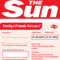Bits: FREE 2-month Friends & Family Railcard, 25% off Radisson, Park Inn & Park Plaza weekends