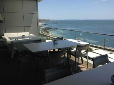 InterContinental Estoril review lounge balcony