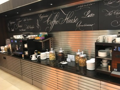 British Airways arrivals lounge Heathrow Terminal 5 review