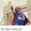 'Kids Fly Free' on BA until November to/from Leeds, Newcastle, Inverness and Belfast