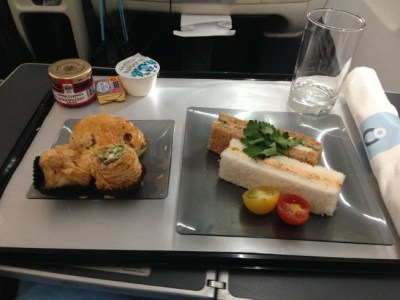 la compagnie flight plane food sandwich