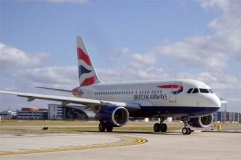 BA A318