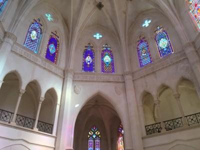 Hilton Sa Torre Mallorca review chapel interior