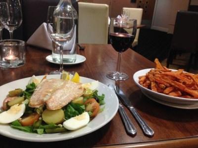 whitehouse hotel worcester restaurant dinner