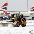 SNOW:  Many BA cancellations and delays from 3pm, free rebooking offered