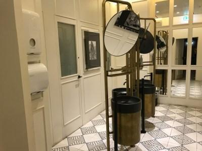 Gran Hotel Montesol Curio Hilton Ibiza restrooms