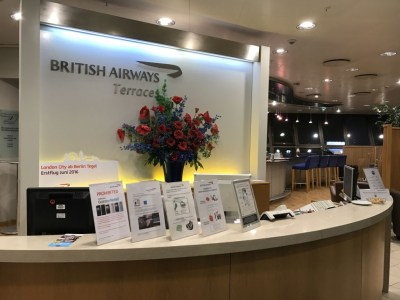 british-airways-terraces-lounge-berlin-tegel-review-reception