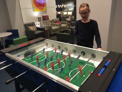British Airways lounge Gatwick South childrens room