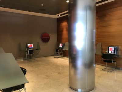madrid airport sala velazquez lounge business center