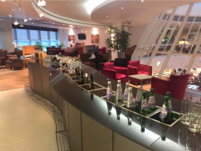 BA terraces lounge manchester t3 3