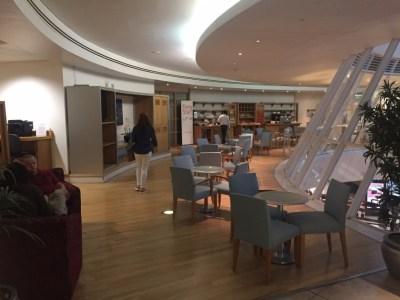 BA terraces lounge manchester t3