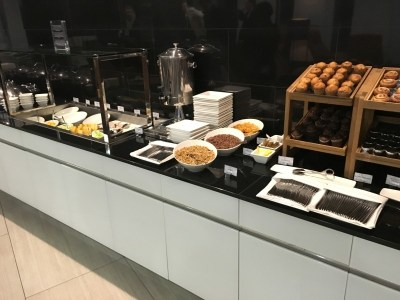 Etihad lounge review London Heathrow