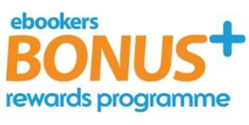 ebookers rewards programme bonus plus
