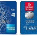Big boost to the sign-up bonus on the Emirates Skywards credit cards