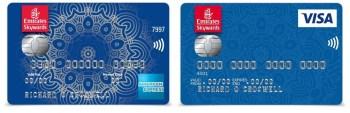 Emirates credit cards
