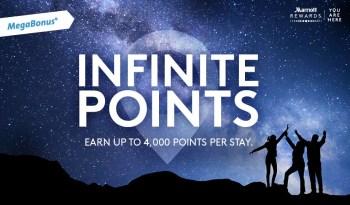 Infinite Points Marriott Rewards