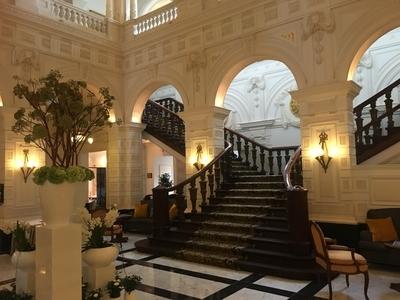 Amstel lobby