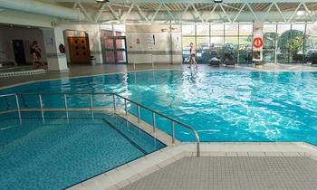 Crowne Plaza Heathrow baby pool