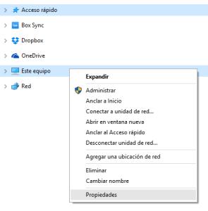 saber las especificaciones de mi laptop