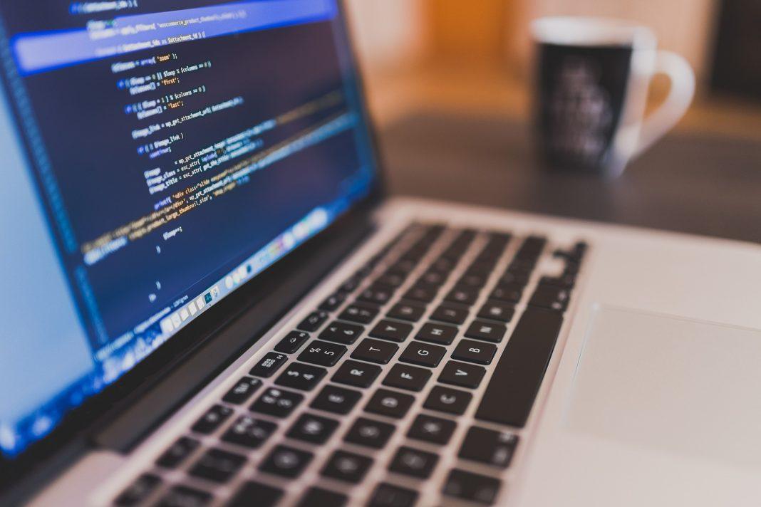 programacion linux laptop