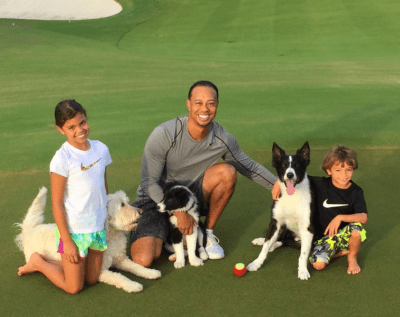 Tiger Woods Shares How He Celebrated His 40th Birthday - Healdsburg Golf Club