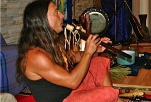 John Dumas on Flute