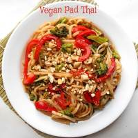 Pad Thai Recipe (Vegan)