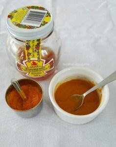 honey turmeric paste